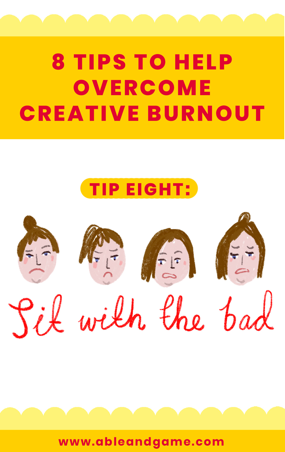 How To Get Out Of Creative Burnout After 2020